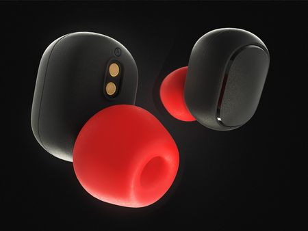 Earbuds - Product Visualization