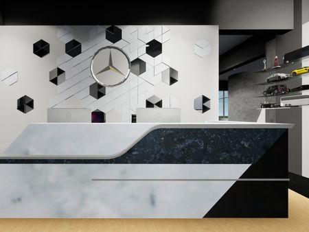 Mercedes-Benz Workplace