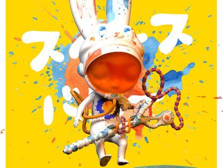 スペースバニー ! •[Space | Bunny]•