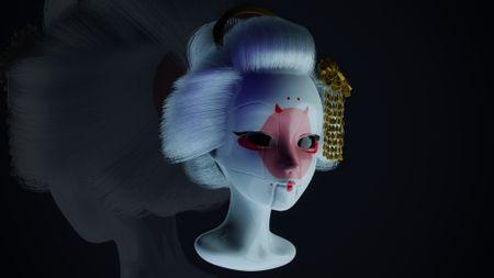 Geisha_Cyberpunk