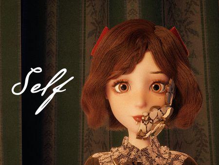 Self - CGI short film by Yixin Wang