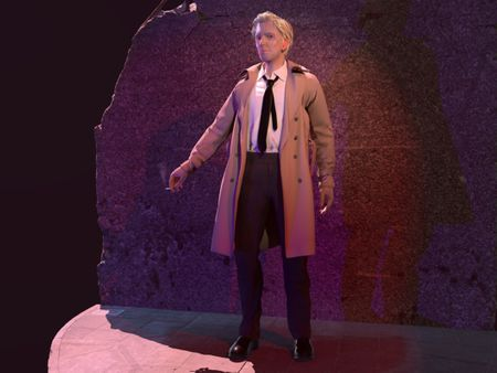 John Constantine (Hellblazer) - personal interpretation