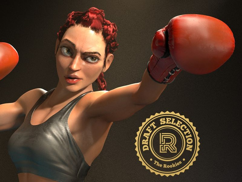 Gloria - The Championship Boxer