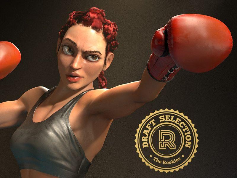 Gloria - The Championship Boxer
