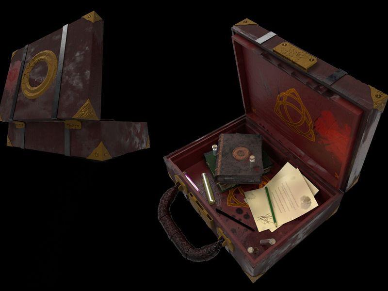 Alchemist Case