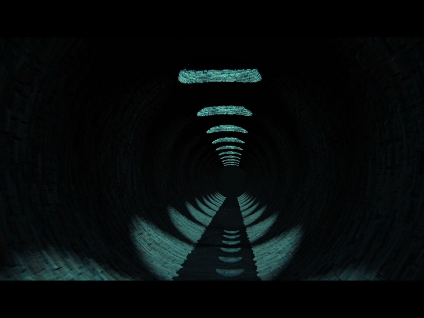 Sewer tunnel  (Blender Cycles)
