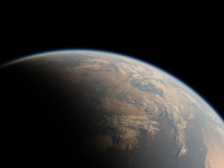 Earth (Blender Cycles)