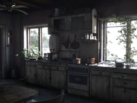 Abandoned Place Project