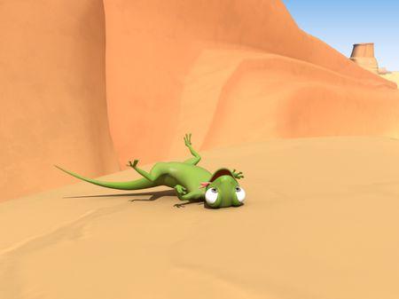 Lizard's Rig - Les Malheurs de Sloffi