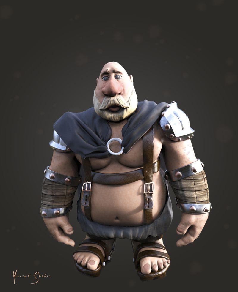 Good Warrior Character