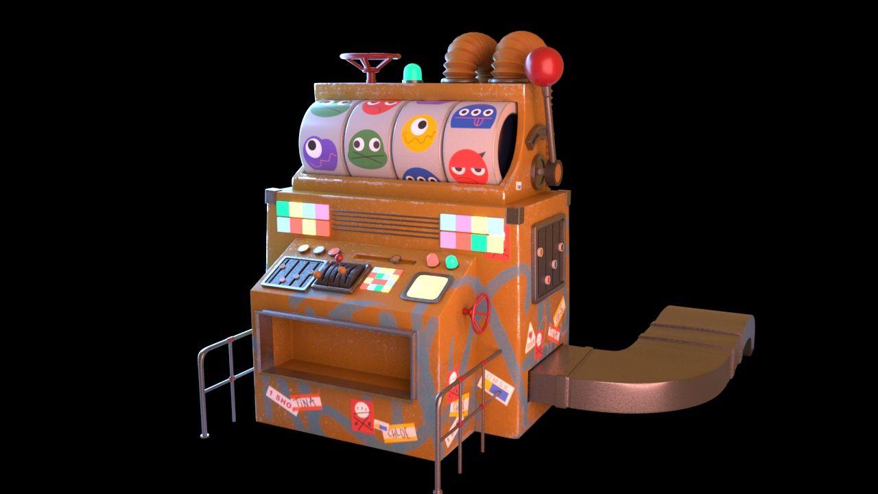 Slot Machine Test Ren001 Yuan