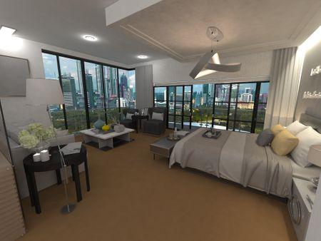 Residential Design in KLCC