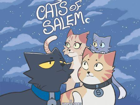 Cats of Salem