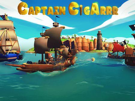 Captain CigARRR