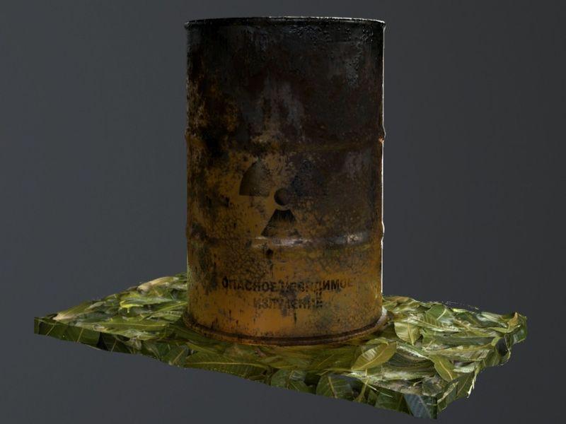 The Hazards of War(Game Props)