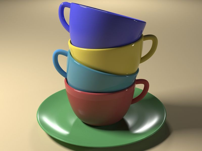 Cups - Personal Project