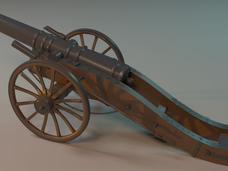 Louis XIV Cannon