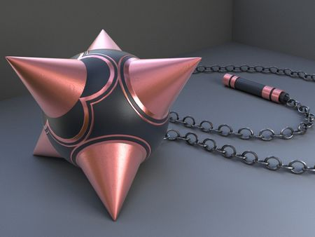 Re:Zero Rem Morning Star Model