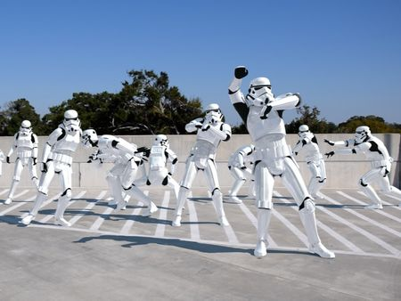 The Harlem Troopers
