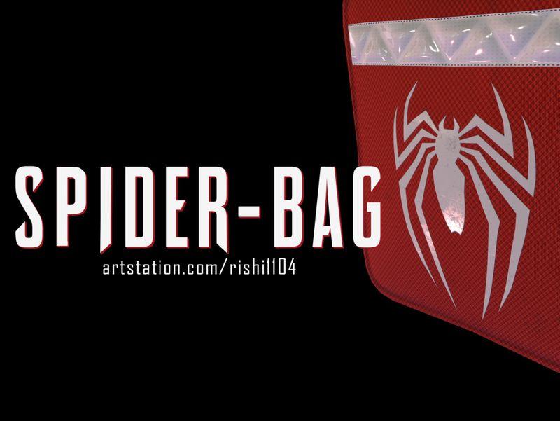 Spider-Bag 🕷