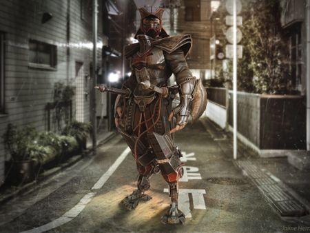 Samurai Kaidan.