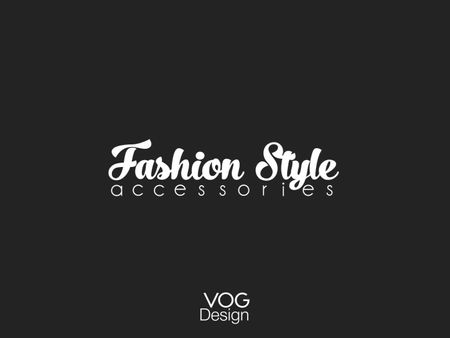 3D motion for Fashion Style Accessories