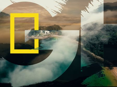 National Geographic Rebrand Package
