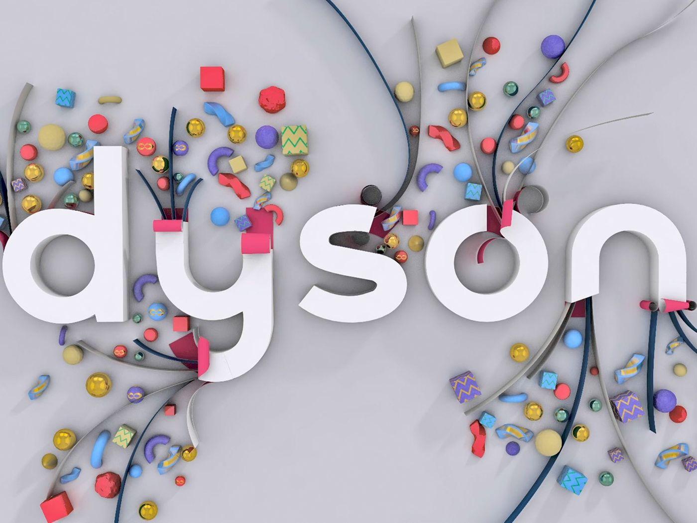 Dyson TV Ident