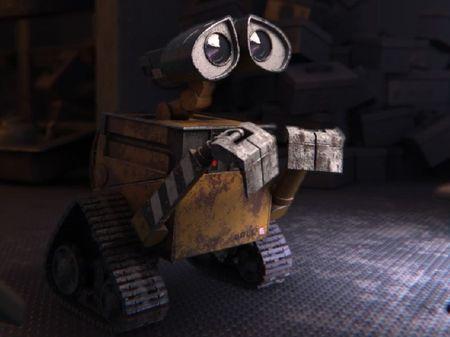 Wall-E Shot Recreation