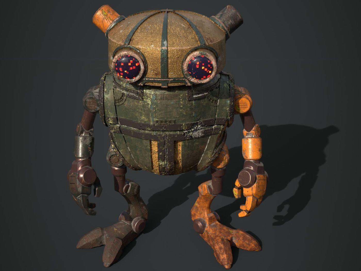'Cogman' Bot