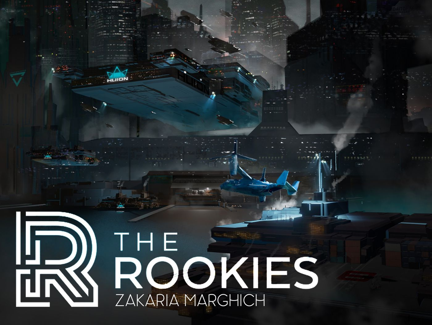 Zakaria Marghich - Concept Artist | The Rookies