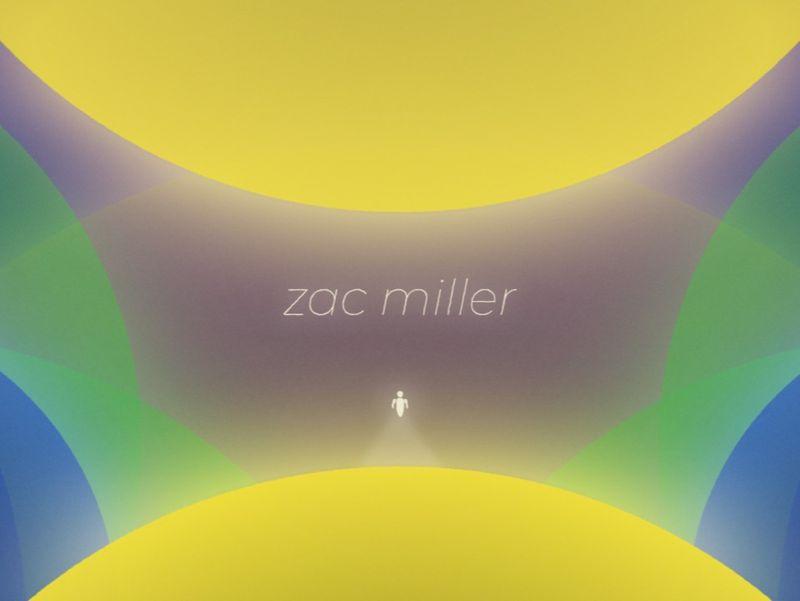Zac Miller Demo Reel 2019