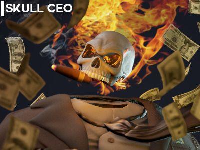 Skull CEO & Wishing Well Spirits