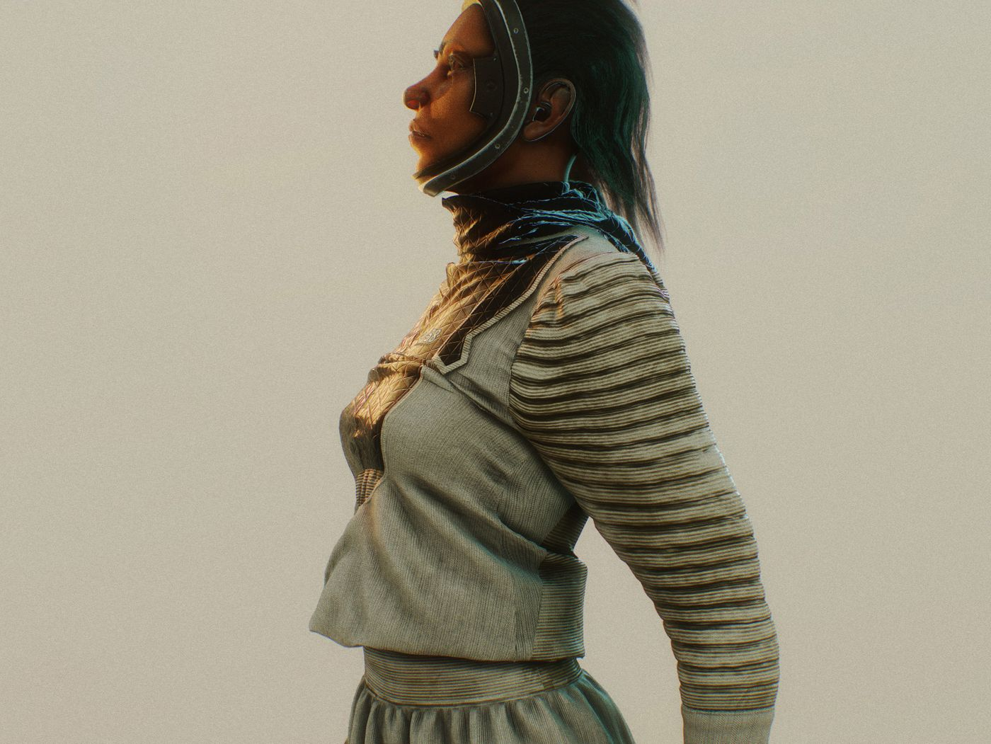 Erin - Cinematic Game Character