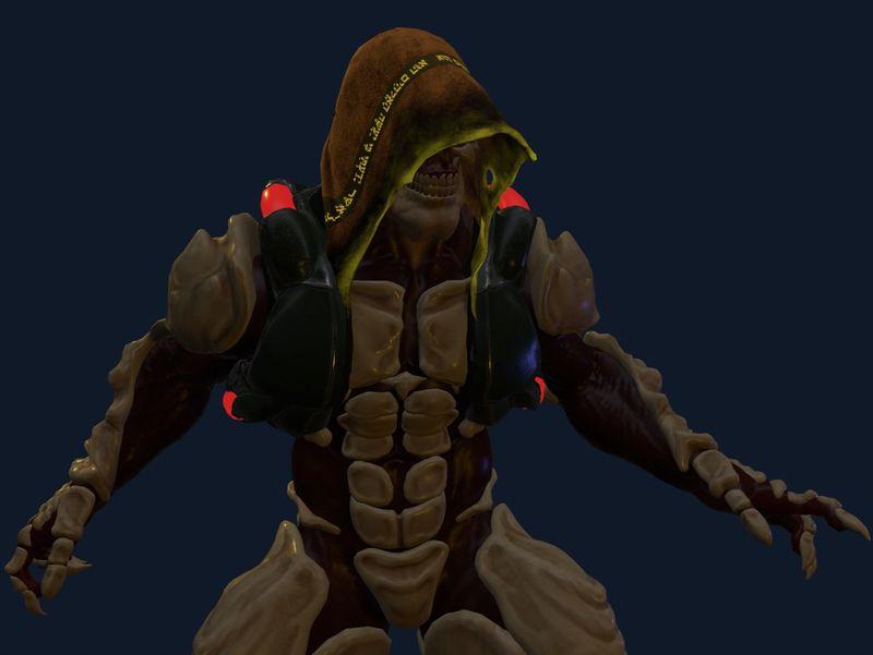 Qaracter redesign